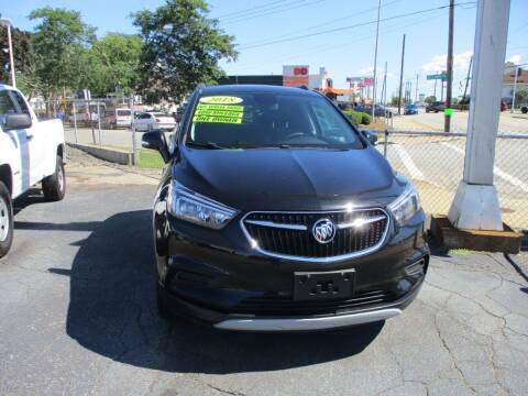 2018 Buick Encore for sale at AUTO FACTORY INC in East Providence RI