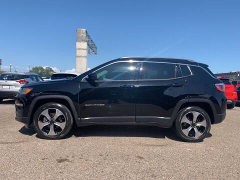 2018 Jeep Compass for sale at Primetime Auto in Corpus Christi TX