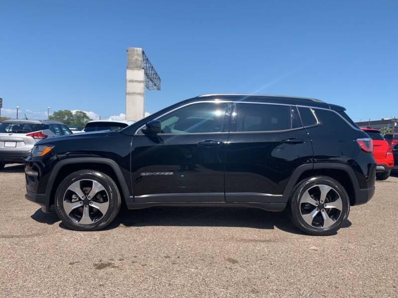 2018 Jeep Compass for sale at Primetime Auto in Corpus Christi TX