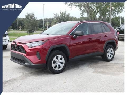 2019 Toyota RAV4 for sale at BARTOW FORD CO. in Bartow FL