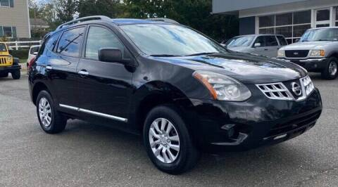 2014 Nissan Rogue Select for sale at CANDOR INC in Toms River NJ