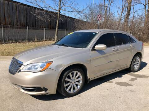 2013 Chrysler 200 for sale at Posen Motors in Posen IL