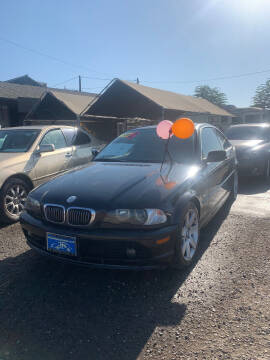 2002 BMW 3 Series for sale at Premier Auto Sales in Modesto CA
