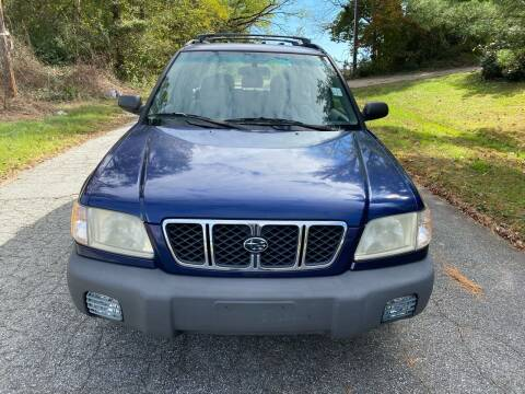 2001 Subaru Forester for sale at Speed Auto Mall in Greensboro NC