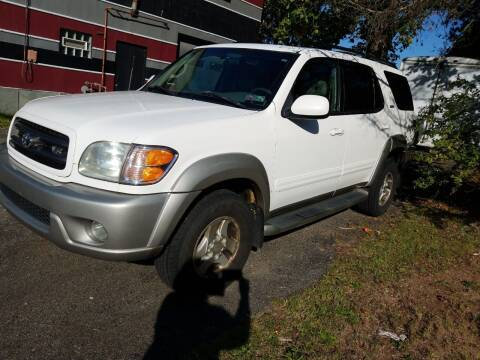 2003 Toyota Sequoia for sale at Wildwood Motors in Gibsonia PA