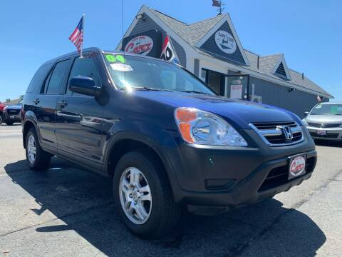 2004 Honda CR-V for sale at Cape Cod Carz in Hyannis MA