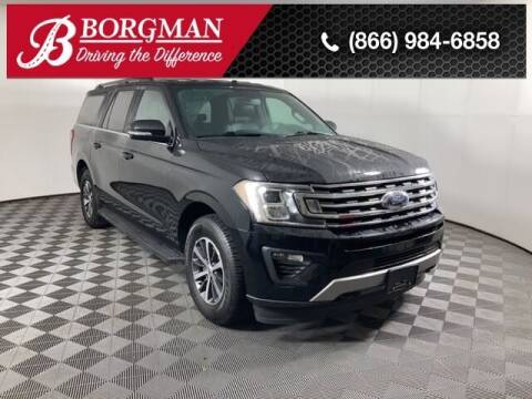 2018 Ford Expedition MAX for sale at BORGMAN OF HOLLAND LLC in Holland MI