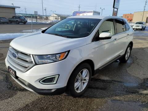 2015 Ford Edge for sale at CFN Auto Sales in West Fargo ND