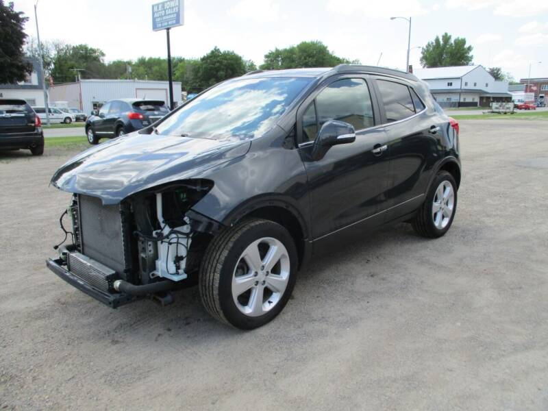 2016 Buick Encore for sale at Northeast Iowa Auto Sales - Repairables in Hazleton IA