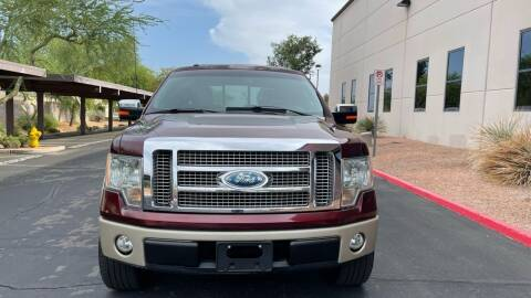 2009 Ford F-150 for sale at Autodealz in Tempe AZ