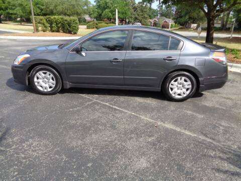 2010 Nissan Altima for sale at BALKCUM AUTO INC in Wilmington NC
