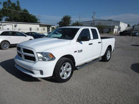 2015 RAM Ram Pickup 1500 for sale at Grays Used Cars in Oklahoma City OK