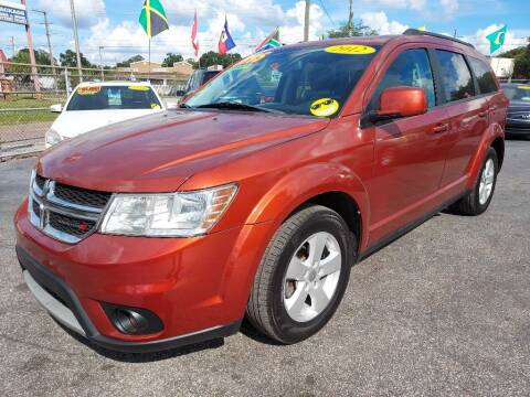2012 Dodge Journey for sale at AUTO IMAGE PLUS in Tampa FL