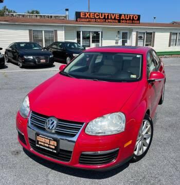 2010 Volkswagen Jetta for sale at Executive Auto in Winchester VA