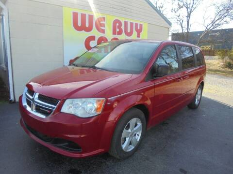 2013 Dodge Grand Caravan for sale at Right Price Auto Sales in Murfreesboro TN
