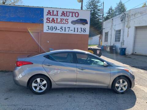 2011 Hyundai Elantra for sale at Ali Auto Sales in Moline IL