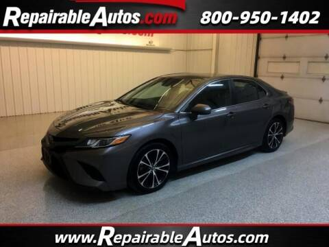 2018 Toyota Camry for sale at Ken's Auto in Strasburg ND