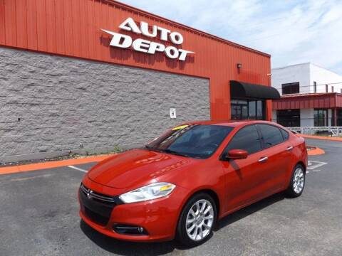 2013 Dodge Dart for sale at Auto Depot - Madison in Madison TN