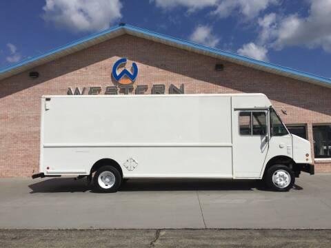 2001 Freightliner P1000 Step Van for sale at Western Specialty Vehicle Sales in Braidwood IL