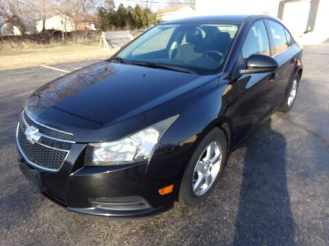 2013 Chevrolet Cruze for sale at Rose Auto Sales & Motorsports Inc in McHenry IL