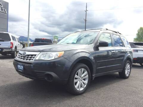 2013 Subaru Forester for sale at Delta Car Connection LLC in Anchorage AK