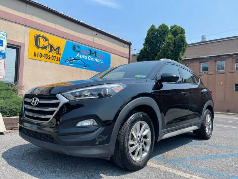 2017 Hyundai Tucson for sale at Car Mart Auto Center II, LLC in Allentown PA