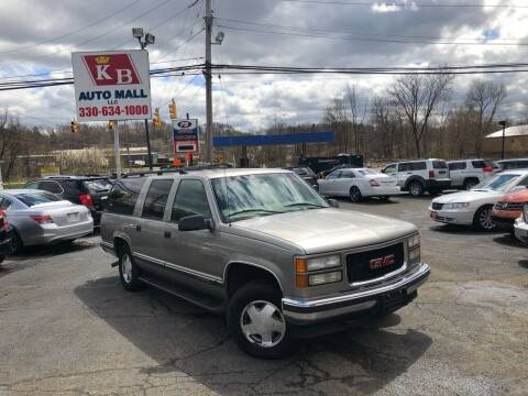 1999 GMC Suburban for sale at KB Auto Mall LLC in Akron OH