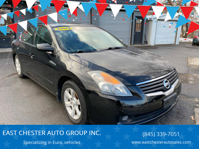 2009 Nissan Altima for sale at EAST CHESTER AUTO GROUP INC. in Kingston NY