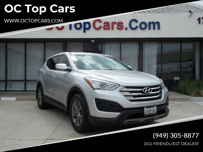 2013 Hyundai Santa Fe Sport for sale at OC Top Cars in Irvine CA