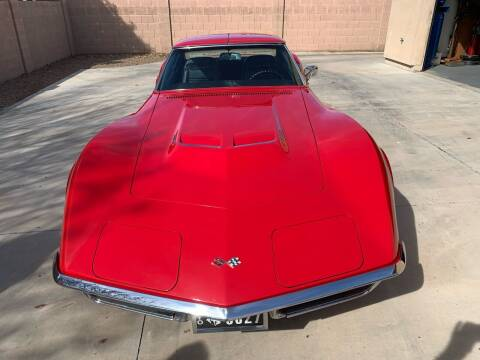 1972 Chevrolet Corvette for sale at AZ Classic Rides in Scottsdale AZ