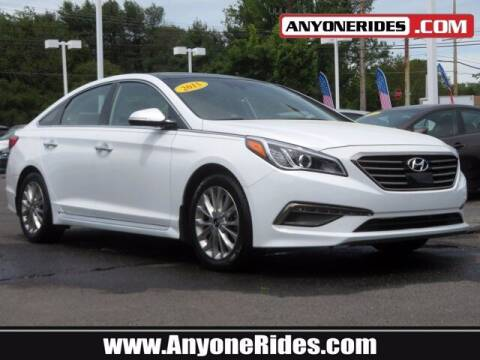 2015 Hyundai Sonata for sale at ANYONERIDES.COM in Kingsville MD