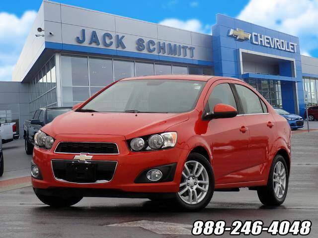 2013 Chevrolet Sonic for sale at Jack Schmitt Chevrolet Wood River in Wood River IL