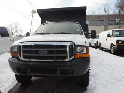 1999 Ford F-450 Super Duty for sale at Scheuer Motor Sales INC in Elmwood Park NJ