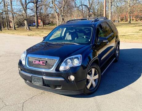 2011 GMC Acadia for sale at Cartopia Auto Sales in St Louis MO