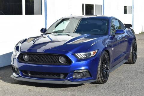 2015 Ford Mustang for sale at IdealCarsUSA.com in East Windsor NJ