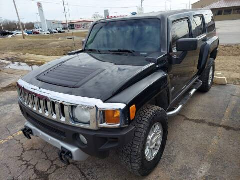 2008 HUMMER H3 for sale at Bourbon County Cars in Fort Scott KS