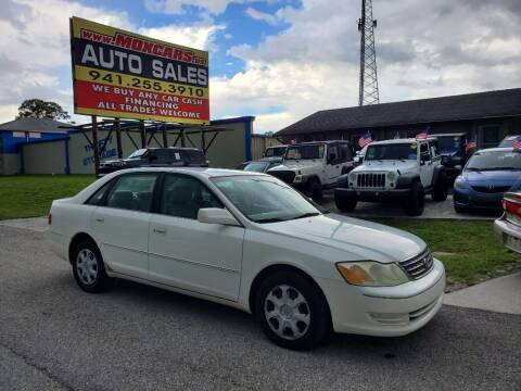 2004 Toyota Avalon for sale at Mox Motors in Port Charlotte FL