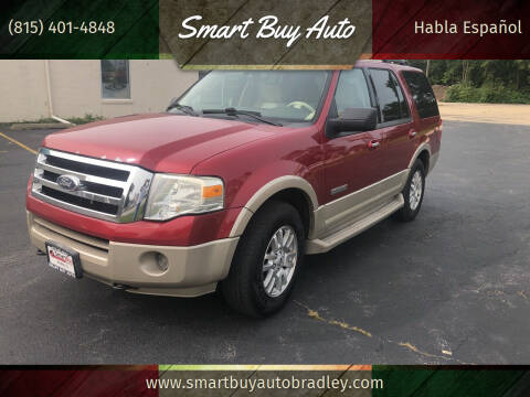 2008 Ford Expedition for sale at Smart Buy Auto in Bradley IL