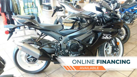 2019 Suzuki GSX-R600 for sale at Suzuki of Tulsa in Tulsa OK