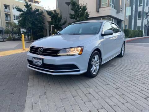 2017 Volkswagen Jetta for sale at Ronnie Motors LLC in San Jose CA