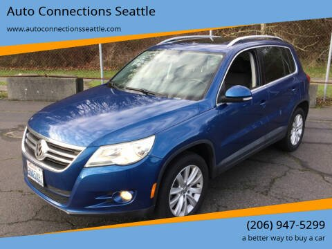 2009 Volkswagen Tiguan for sale at Auto Connections Seattle in Seattle WA