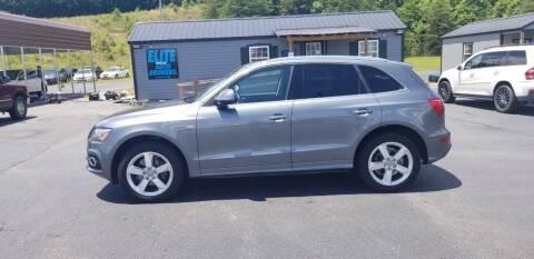 2012 Audi Q5 for sale at Elite Auto Brokers in Lenoir NC