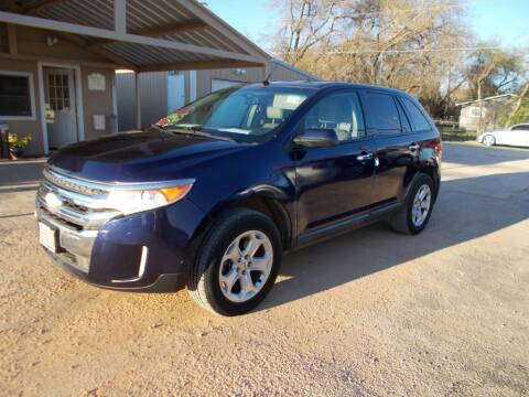 2011 Ford Edge for sale at DISCOUNT AUTOS in Cibolo TX