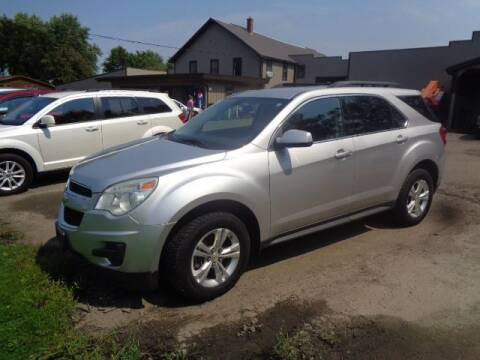 2010 Chevrolet Equinox for sale at COUNTRYSIDE AUTO INC in Austin MN