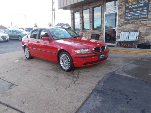 2002 BMW 3 Series for sale at Preferred Motor Cars of New Jersey in Keyport NJ