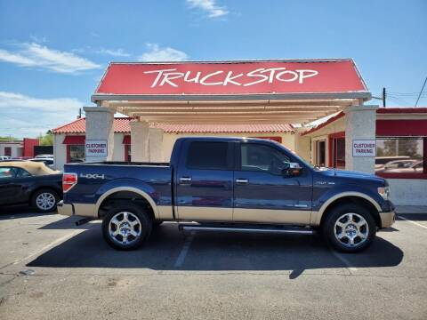 2014 Ford F-150 for sale at TRUCK STOP INC in Tucson AZ