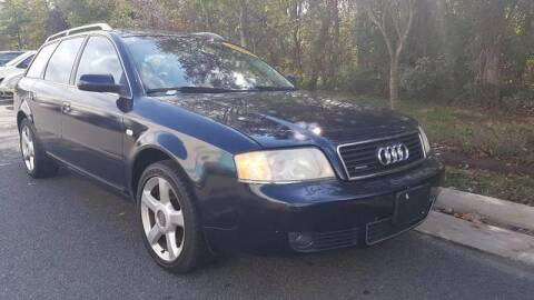2004 Audi A6 for sale at M & M Auto Brokers in Chantilly VA