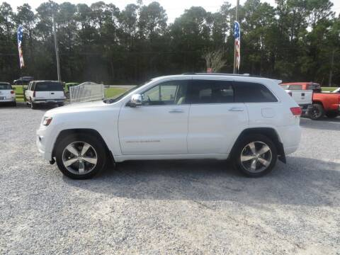 2014 Jeep Grand Cherokee for sale at Ward's Motorsports in Pensacola FL