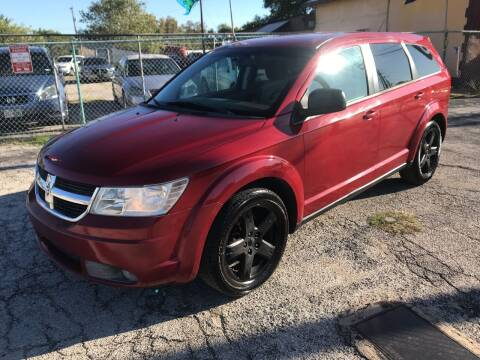 2009 Dodge Journey for sale at Quality Auto Group in San Antonio TX