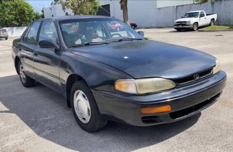 1995 Toyota Camry for sale at Cobalt Cars in Atlanta GA